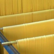"""Secado de la pasta con el mértodo """"suave"""""""